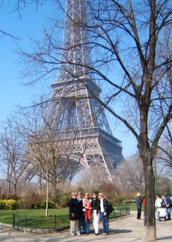 Paris Travel